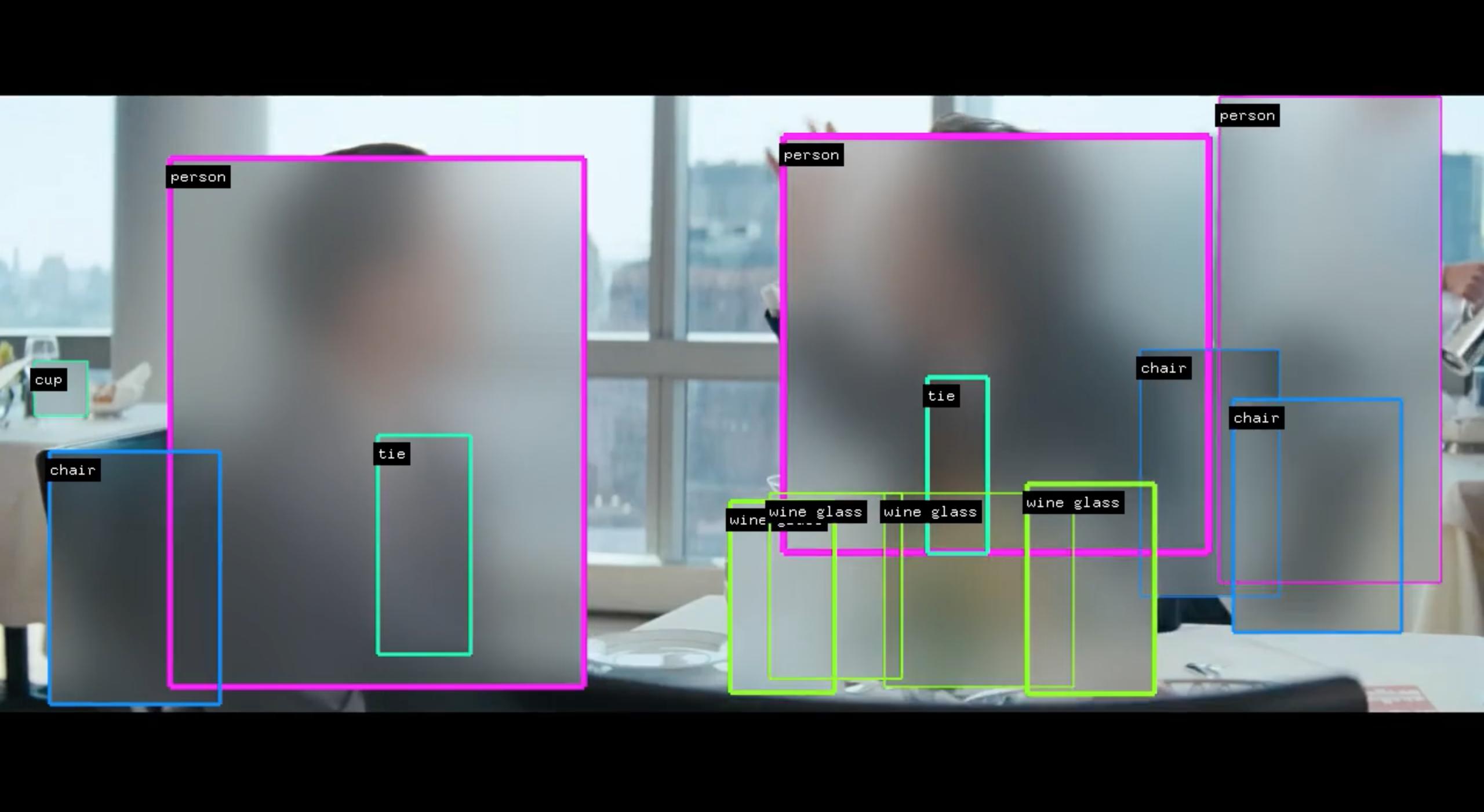 Støj.io | An algorithm watching a movie trailer