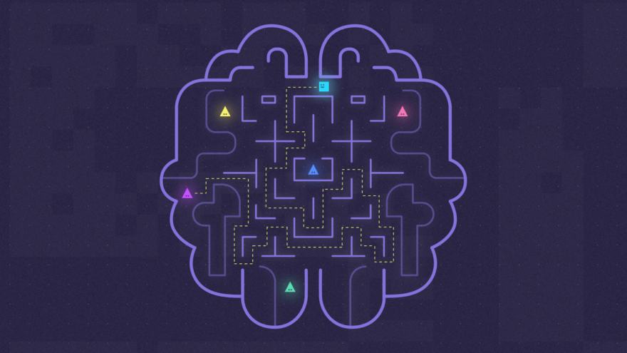 DeepMind's new research to link one past memory with another.